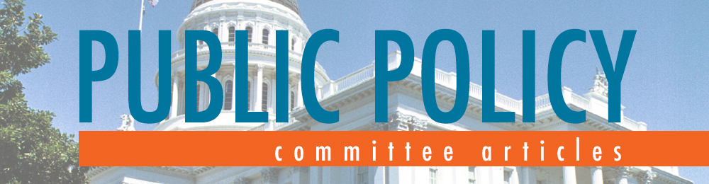 Public Policy Committee Articles Banner